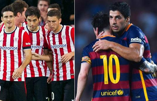Barcelona vs Athletic Bilbao Highlights