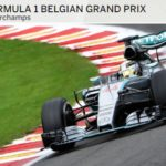 Belgian Formula 1 Grand Prix 2016 Race Results & Highlights