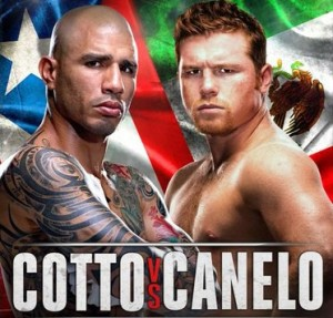 Cotto vs Canelo Purse