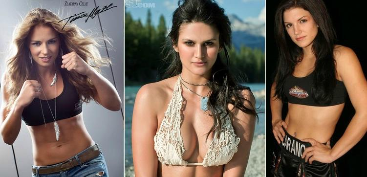 50 Hottest Female Sports Athletes