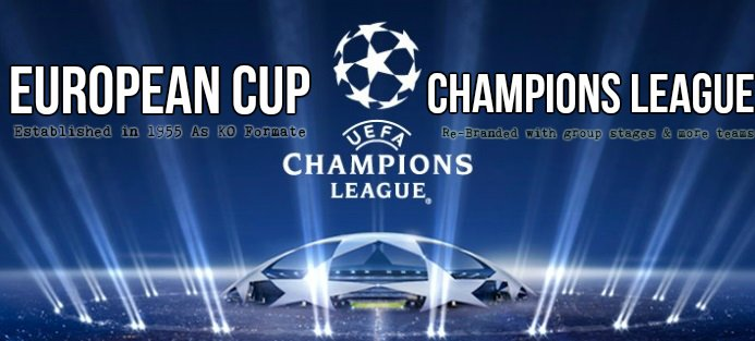 Most Champions League titles winners
