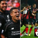 AFC Bournemouth 0-4 Liverpool Highlights Premier League 2017-18 Match