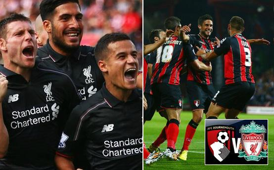 Liverpool vs Bournemouth Highlights