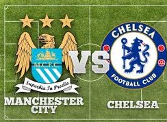 Chelsea vs Manchester City Highlights 2015