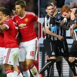 Manchester United 4-1 Newcastle United Highlights (Martial, Smalling and Pogba on target as United turnaround after going behind)