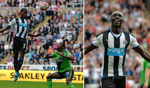 Newcastle United vs Southampton Highlights 2015