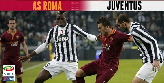 AS Roma vs Juventus Highlights