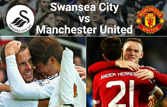 Manchester United vs Swansea Highlights