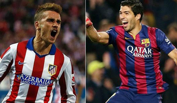 Barcelona vs Atletico Highlights 2015-16