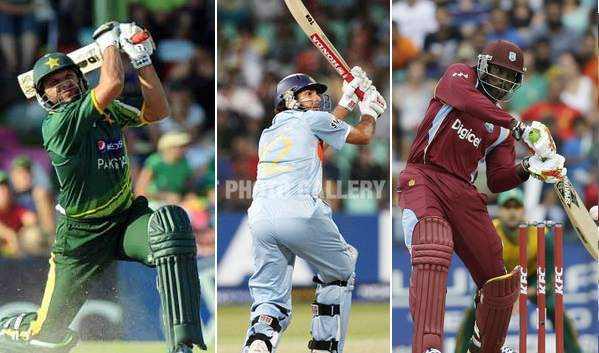 Biggest Sixes ever recorded in Cricket History