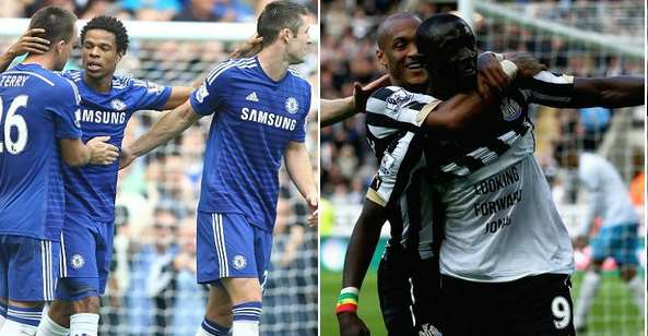 Newcastle vs Chelsea Highlights