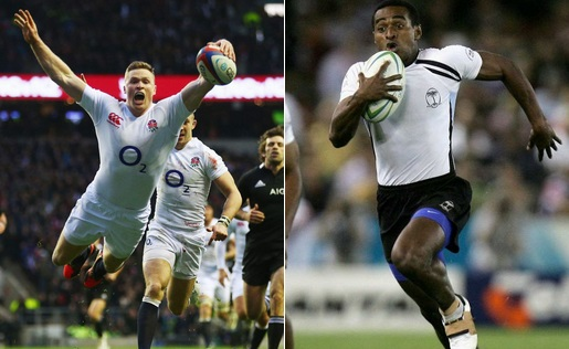 England vs Fiji Live Stream Highlights