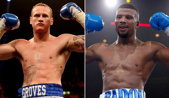 Groves vs Jack Live Stream Replay Video