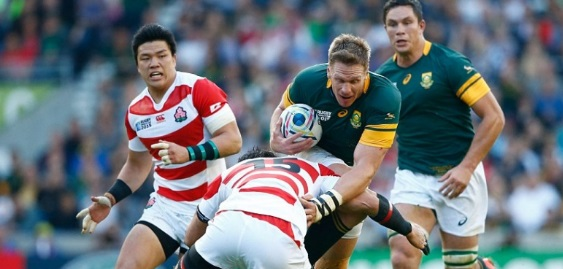 Japan vs South Africa Highlights RWC 2015
