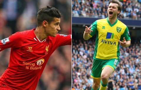 Liverpool vs Norwich Live Stream