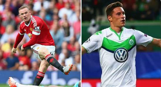 Manchester United vs Wolfsburg Video Highlights