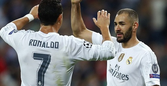 Real Madrid vs Shakhtar Dontesk Highlights