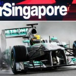 Singapore F1 Highlights replay Video