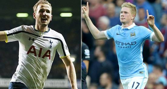 Spurs vs Man City Streaming