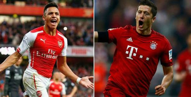 Arsenal v Bayern Live Stream free links