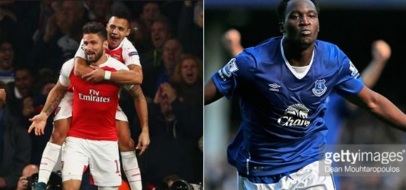 Arsenal vs Everton Highlights