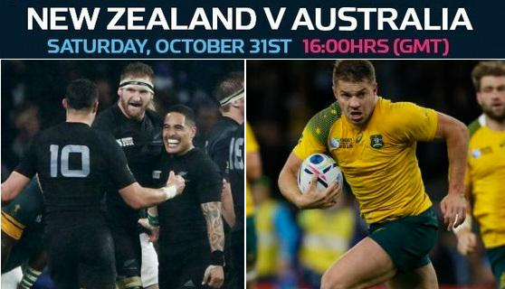 Australia vs New Zealand Live Stream Rugby World Cup Final