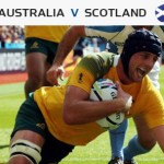 Australia Break Scotland Hearts With A Narrow 35-34 Win In Last Quarter-Final Of Rugby World Cup 2015