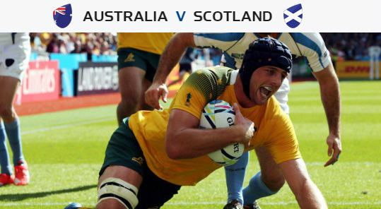 Australia vs Scotland Live Stream Highlights