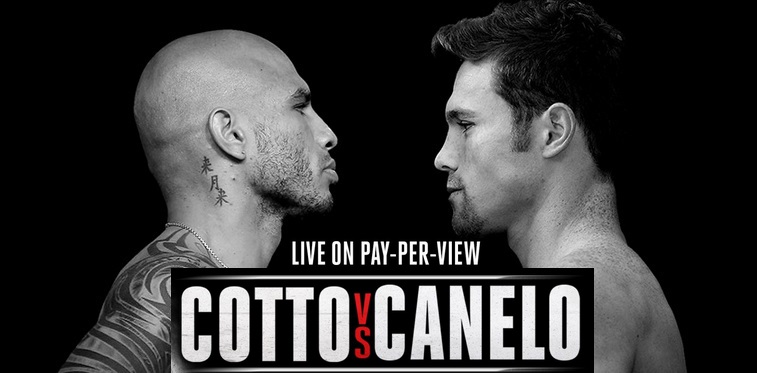 Canelo Alvarez vs Cotto Live streaming Links