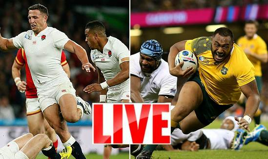 England vs Australia Live Stream Highlights