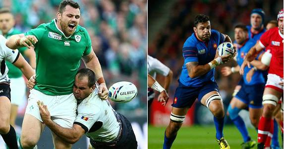 France vs Ireland Live Stream Rugby world cup