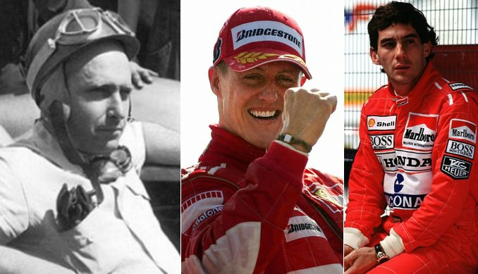 Most Successful Formula 1 drivers in history