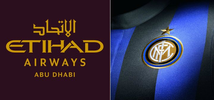 Inter Milan Etihad Shirt Sponsorship biggest in Italy Serie A Club