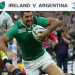 Ireland Quarterfinal Jinx Continue As Argentina Ran Out 43-20 Winners To Book Place In Semifinals