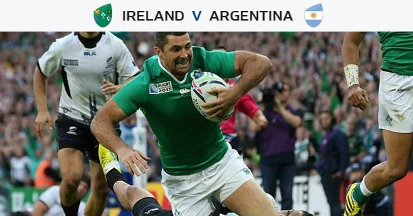Ireland vs Argentina Live Stream Highlights