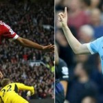 Manchester United vs Man City Video Highlights