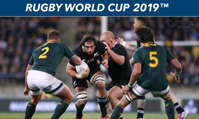 Watch Rugby World Cup free live