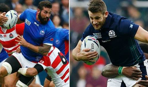Scotland vs Samoa live stream Highlights