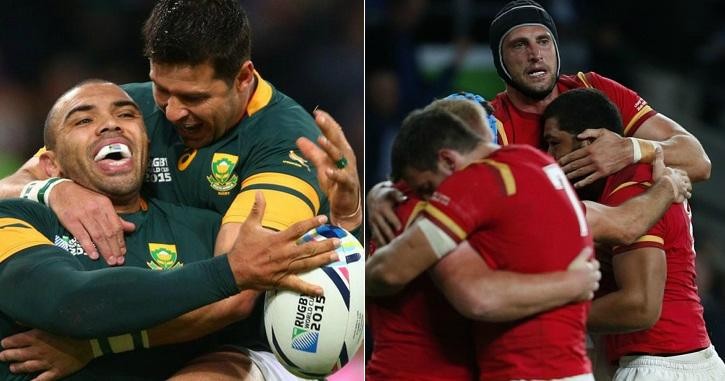South AFrica vs Wales Live Stream Highlights