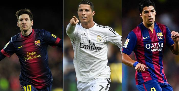 Ballon Dor 2016-2017 Award Winner Predictions