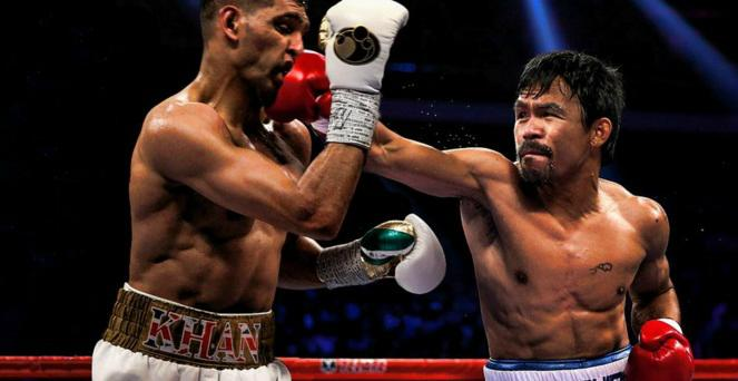 Amir Khan vs Pacquiao Live Stream