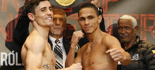 Crolla vs Perez Streaming