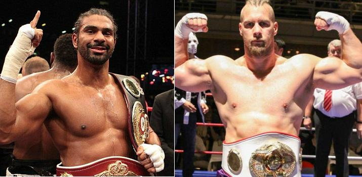 David Haye vs Mark De Mori Live Stream