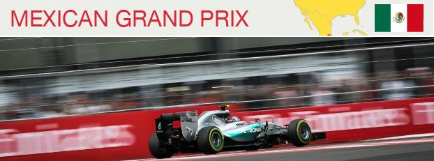 Mexican Formula 1 Grand Prix Highlights Replay Video