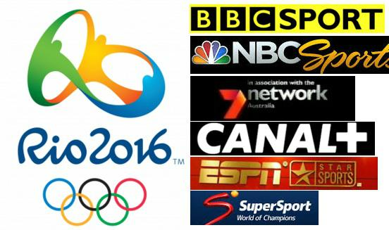 Rio Olympics 2016 TV Channels Broadcasting live