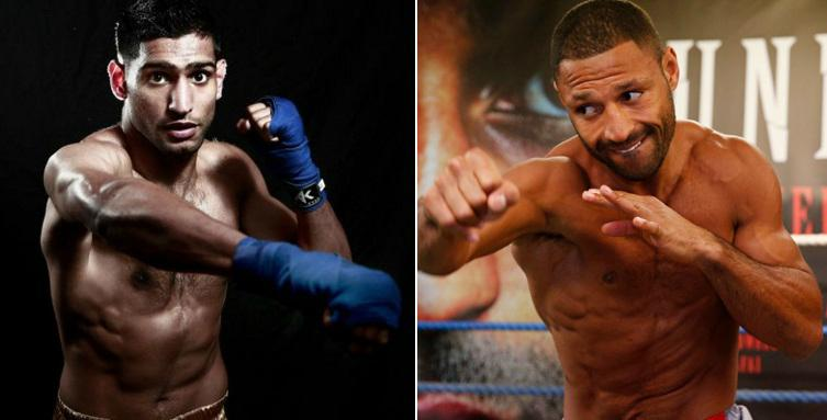 Amir Khan vs Kell Brook Fight Date Confirmed