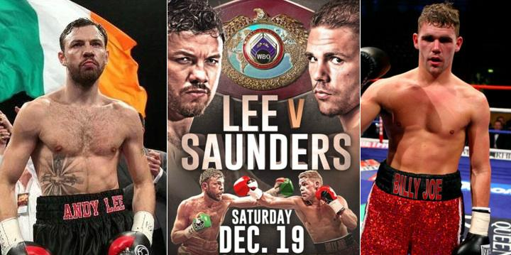 Lee vs Saunders live stream links