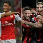 AFC Bournemouth 2-1 Arsenal Highlights (Wilson and Ibe strikes put Bournemouth in front after Bellerin's opener)