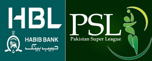 HBL title sponsors of Pakistan Super League
