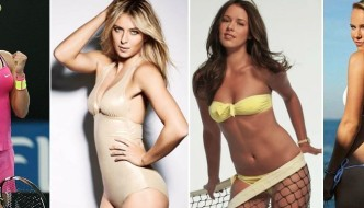 Top 20 Hottest Female Tennis Players Currently Active